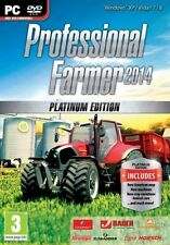 Agricultor profesional 2014 Platinum Edition (pc Dvd) Nuevo Sellado
