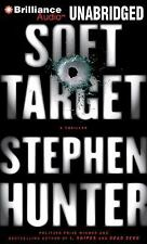 Soft Target 1 by Stephen Hunter (2011, CD, Unabridged)