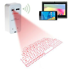Bluetooth Wireless Laser Projection Keyboard for Smartphone PC Tablet Laptop