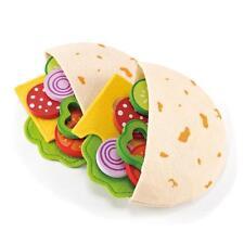 Hape E3115 Kinderküche Zubehör Pita-Taschen Set