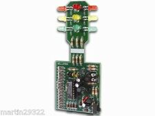 9V LED Educational Traffic Light as Used on 4-Way Junctions Project Kit