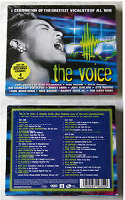 THE VOICE 42 O-Hits - Bobby Darin, Otis Redding, Supremes.. Warner DO-CD OVP/NEU