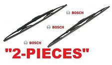 2-Pieces Bosch Windshield Wiper Blades Acura RSX, Accord. Azera, Soul (pair)