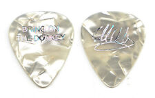Eddie Van Halen Signature Bring On The Donkey White Pearl Guitar Pick 2004 Tour