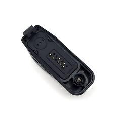 Earpiece Audio Adapter for Motorola Radio APX6000XE APX7500 DP3400 DP3401 New