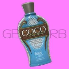 DEVOTED CREATIONS COCO COUTURE BRONZER COCONUT CREME INDOOR TANNING BED LOTION