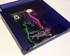 THE MAD WIZARD NES new Sly Dog Studios purple cartridge Nintendo global shipping