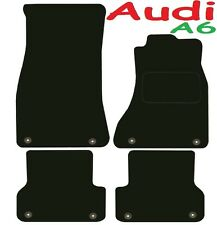 Audi A6 Tailored Deluxe Quality Car Mats 2011 Onwards Saloon Estate