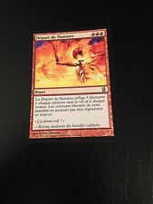 MTG MAGIC DARKSTEEL FLAMEBREAK (FRENCH DEPART DE FLAMMES) NM