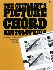 The Guitarist's Picture Chord Encyclopedia Sheet Music Book NEW 014013558