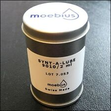 Moebius 9010 Synt-A-Lube Watch Oil Lubricant 2ml - HO9010