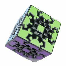 Mefferts GEAR BALL Cube - Puzzle Mathematical Brain Exercise Jigsaw