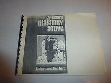 Ken Kern's Masonry Stove, Ken Kern, Spiral Draft Copy from Kern Family B239