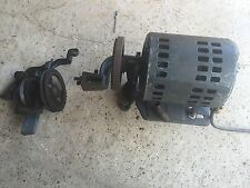 General Electric 1/3 HP INDUSTRIAL SEWING MACHINE MOTOR 110V WITH CLUTCH