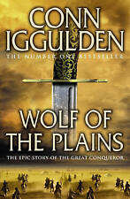 Wolf of the Plains by Conn Iggulden (Paperback, 2010)