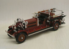 1925 Ahrens-Fox N-S-4 Fire Engine Baltimore 1:43 Die-Cast Yat Ming 43004