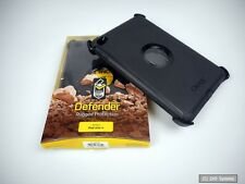 OtterBox 77-52771 Defender Case, Schutzhülle für Apple iPad Mini 4Schwarz Black