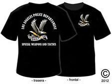 CAMISETAS MILITARES: SWAT - LOS ANGELES POLICE DEPARTAMENT