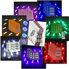 72 LED BALLOON LIGHT 8 COLOR TABLE DECORATION VASE CENTERPIECE WEDDING RECEPTION