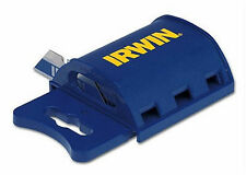 Irwin Industrial Tools 2084300 Bi-Metal Blue Utility Blade, 50-Pack