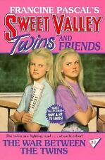 The War Between the Twins (Sweet Valley Twins)