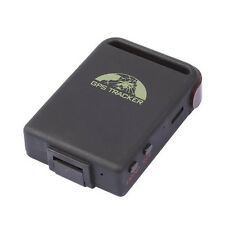 Mini Realtime Spy Car Waterproof GSM/GPRS/GPS System Tracker Device TK102-2