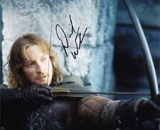 DAVID WENHAM as Faramir - Lord Of The Rings GENUINE AUTOGRAPH UACC (R10644)