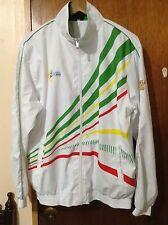 Sea Games 27th Myanmar 2013 White Jacket Size Large