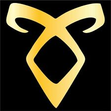 ShadowHunters Angelic Power Rune Decal / Sticker - Choose Color & Size