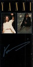"YANNI ""REFLECTIONS OF PASSION & IN CELEBRATION OF LIFE"" 2 CD GIFT SET 1992"