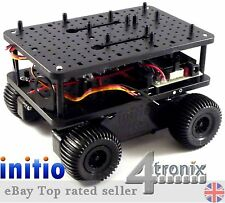 4tronix initio 4WD Robot Car Platform for Arduino & Raspberry Pi