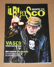 VASCO ROSSI - IL BLASCO STORY N° 0: INEDITO 2010 - LIBRO
