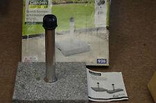 Balkon Sonnenschirm Ständer Halterung 25kg Halter Granit Schirmständer