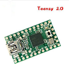 Teensy 2.0 USB AVR Development Board Keyboard Mouse ISP U Flash Drive Test Plate