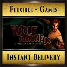 The wolf among us-steam cd-key digital [pc et mac] instant delivery
