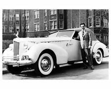 1940 Packard Super 8 Darrin Victoria Photo Gene Krupa c7557-KV3L1Z