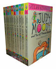 Judy Moody Collection Megan McDonald 10 Books Set NEW