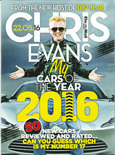 The Mail On Sunday: Top Gear Chris Evans Top 50 Cars Of 2016 22.05.16
