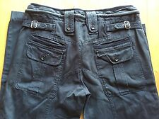 DOLCE GABBANA D&G CARGO PANTS BLUE SIZE 54 RRP £660 BRAND NEW AUTHENTIC