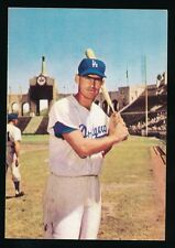 1960 Morrell Meats (Los Angeles Dodgers) -WALLY MOON *Tough Regional Issue*