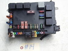 MERCEDES CL600 W216 07-08 TRUNK REAR ELECTRICAL RELAY FUSE BOX JUNCTION BLOCK