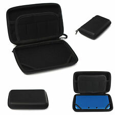 Travel Carry Case Protective Cover for Nintendo 3DS XL Pouch Skin EVA Bag Black