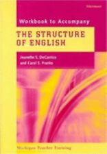The Structure of English: Studies in Form and Function for Language Teaching (Mi