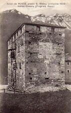 Saint Rhemy en Bosses, Aosta - L'Antico Castello - Non Viaggiata - AO265