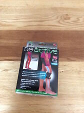 BACKNETIX BE ACTIVE KNEE BRACE ACCUPRESSURE BRACE FOR BACK PAIN RELEIF