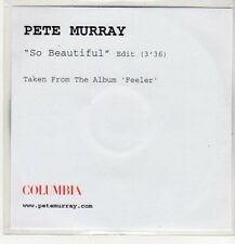 (EP386) Pete Murray, So Beautiful - DJ CD