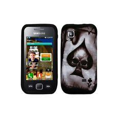 Housse étui coque gel pour Samsung Wave 575 S5750 motif HF11