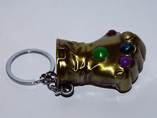 LLAVERO THANOS PUÑO JOYAS 3D METAL THE INFINITY GAUNTLET KEYCHAIN - MARVEL