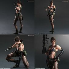 New Square Enix Play Arts Kai MGS V The Phantom Pain Quiet From Japan