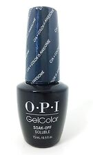 Opi Soak-Off GelColor Gel Nail Polish CIA=Color Is Awesome #W53